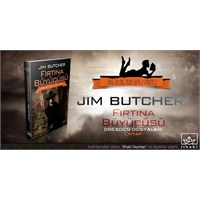 4. Ükg Blog Turu || Fırtına Büyücüsü || Jim Butche