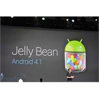 Google, Android 4.1 Kaynak Kodunu Yayınladı!