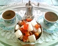 Zencefilli Türk Kahvesi