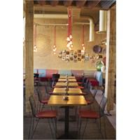 B3 Designers'dan İngiltere'de Nando's Restaurant