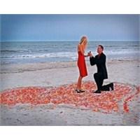 Romantik Evlenme Teklifleri > En Güzel Teklifler