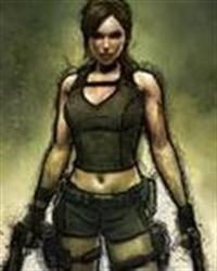 Lara Croft'u İdol Olarak Kullandı