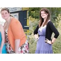 21 ayda 67 kiloyu nasıl verdi