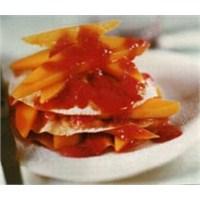 Ahududulu Mango Salatası