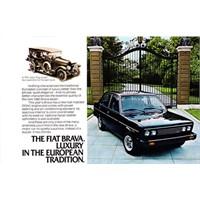 Fiat'ın Amerika Macerası 131 İle Başlar