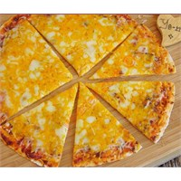 4 Peynirli Tortilla Pizza (Resimli Anlatım)