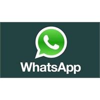 Whatsapp'ta Yayılan Sahte Mesaja Dikkat!