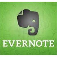 Evernote'dan Yeni Pazar Açıklaması...