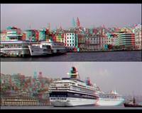 3 Boyutlu İstanbul Resimleri