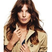 H&M ve Daria Werbowy kış reklamları