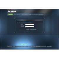 Facebook Temasını Değiştirin!