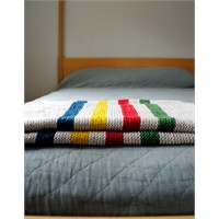 Diy - Battaniye Örneği