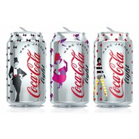 Marc Jacobs İmzalı Cola Kutuları