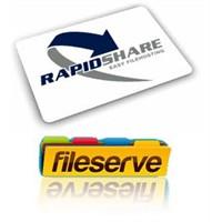 Rapidshare Ve Fileserve'nin Erişimleri Engellendi.