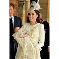 Kate Middleton: Prens George Vaftiz Töreni