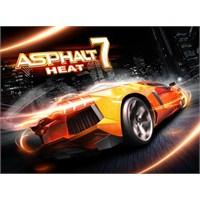 Asphalt 7 : Heat Appstore 'da Yayınlandı