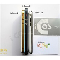 İphone 5, İphone 4s Ve İphone 3gs Karşılaştırması