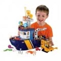 Fisher Price'ın Ödüllü Oyuncakları-ımaginext® Ocea