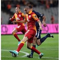 İstanbul B.B.:1-3: Galatasaray