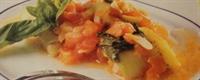 Zeytinyağlı Patlıcan Sarması