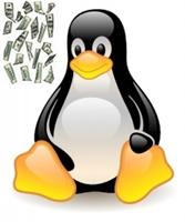 Linux Paralı Oluyor