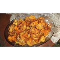 Lezzetli Ve Hızlı Bir Yemek: Karnabahar Kızartması