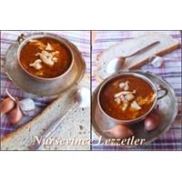Tavuklu Kulaklı Mantı Çorbası Nasıl Yapılır