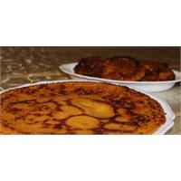 Fazlıkızından Pasta Gibi Mısır Ekmeği