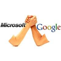 Microsoft Google'a Saldırıyor