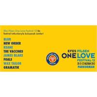 Efes Pilsen One Love Festival12 Programı Açıklandı