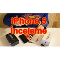 İphone 5 Video Cihaz Tanıtımı Karşılaştırma