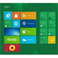Windows 8 Çıktı Kullanıma Hazır