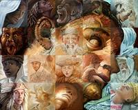 Kolaj Sanatı (resimden Resim Yapma Sanatı)