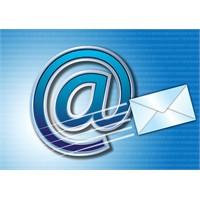 Ücretsiz E-posta Adresi Alabileceğiniz Siteler