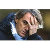 Son Dakika: Mancini Kovuldu