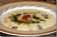 Sıcacık Lebeniye Çorbası