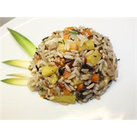 Amrikan Mutfağı: Ananaslı Pilav
