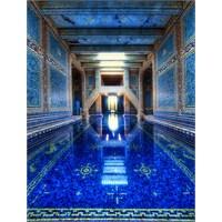 Hearst Kalesinde Dünyanın Güzel Havuzlarından Biri