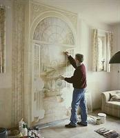 Şaşırtıcı Ev Dekorasyonları(duvar Çizimleri)