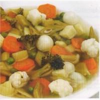 Vitaminli Sebze Çorbası Tarifi
