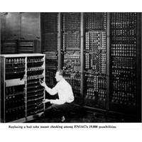 Dünyadaki İlk Bilgisayar