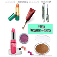 İ Love Drugstore Makeup Tag