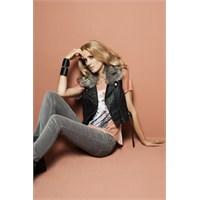En Moda Bayan Kot Pantolon Tasarımları
