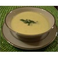 Pratik Yeşil Kabak Çorbası