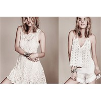 "Free People 2012 ""Spring Cleaning"" Lookbook"