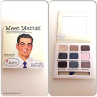 The Balm Meet Matt(E) Palet