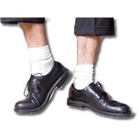 Korkulan Oldu.. Beyaz Çorap Gene Moda