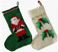 Yılbaşı Çorapları,yeni Yıl Örgüleri,hediyelik Örgü