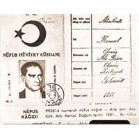 Atatürk Soyisminden Önce 13 Soyisim Önerilmiş