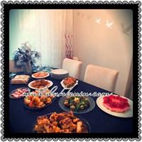 Misafirler İçin İkram Masası